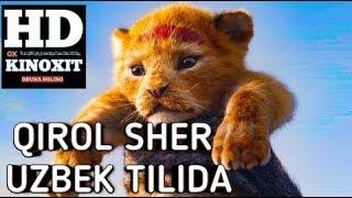 uZBEK TILIDA MULTFILM QIROL SHER