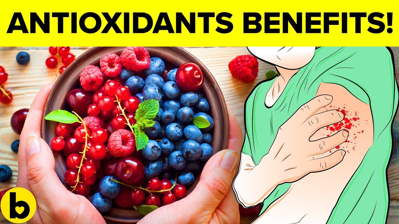 Го подобруваат здрајвето на срцето - Најважните здравствени придобивки од антиоксидантите