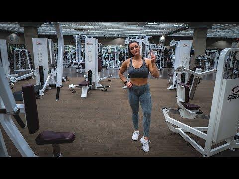 Full Body Machine ONLY Workout - Ashtyn Pharis Fitness