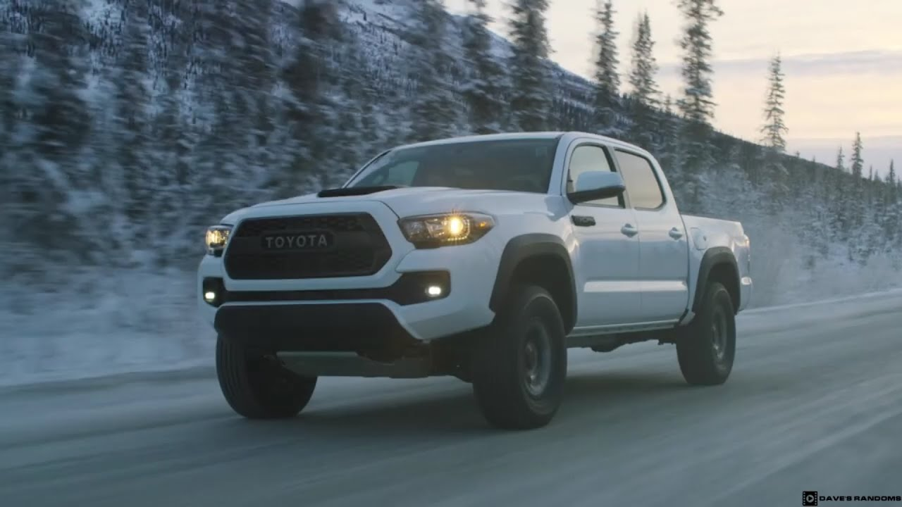 2017 toyota tacoma trd pro off road footage youtube. Black Bedroom Furniture Sets. Home Design Ideas