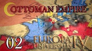 EU IV Art of War - Ottoman Empire Ep02