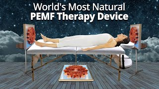 PEMF Health Device Inspired By Nature - Life Force Harmonizer
