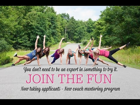 Joining the lifestyle coach movement