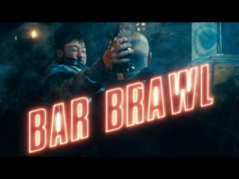 Bar Brawl: A Short Action Scene