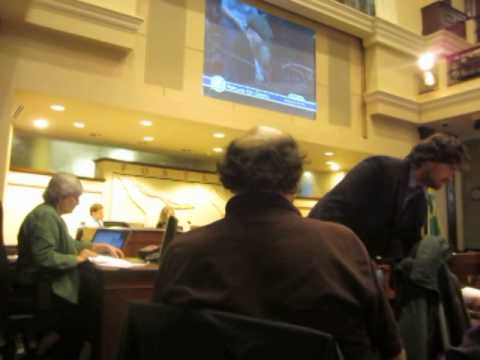 Portland City Council Last Minute appeal of DOJ settlement agreement on Police Brutality 10