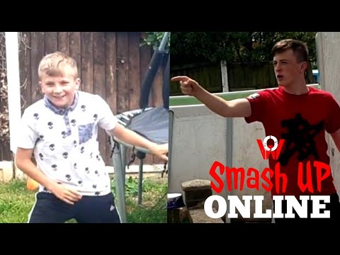 Smash UP ONLINE 135: Bruiser accuses Master Young of being the Masked Man!!