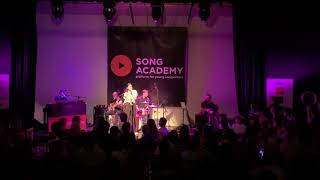 """Andrea Turk Winner Performance """"Who We Are"""" at Song Academy Songwriter International Competition"""