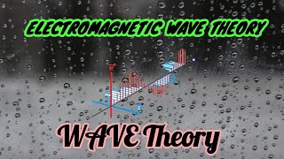 Electromagnetic Wave theory | Electromagnetic Radiation  and  characteristics  of wave