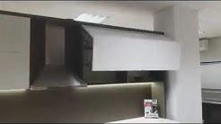 Мебели Ломбардо - изработка на кухни с мехнизми BLUM SERVO DRIVE