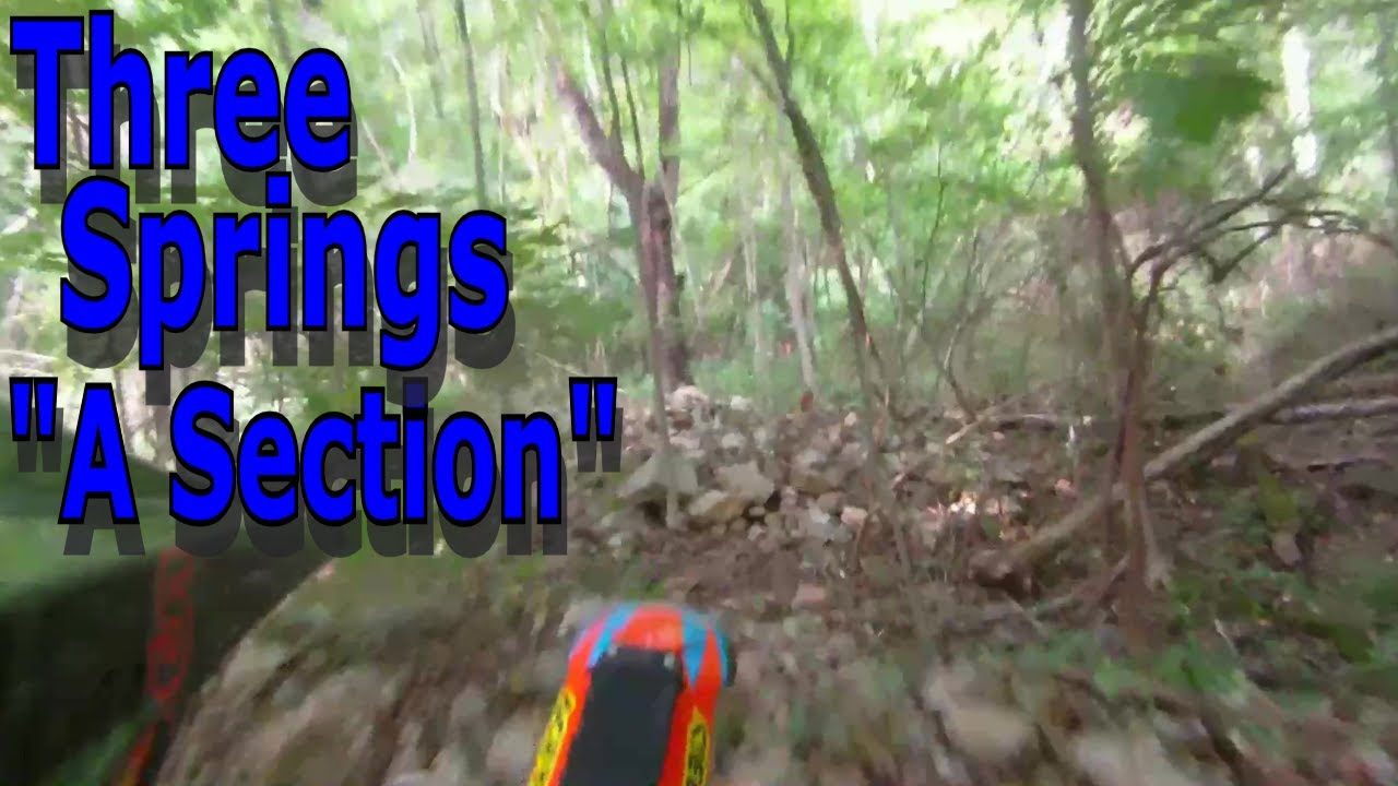 """Download 2020 ECEA Three Springs Enduro """"A"""" section - What it would have been"""