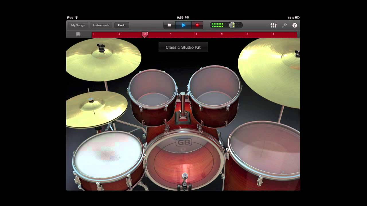 Garageband Ipad Tutorial