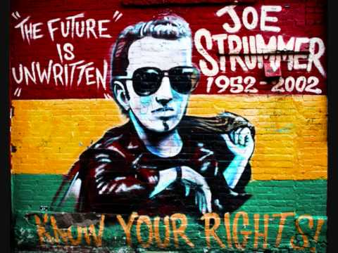 Minstrel Boy - Joe Strummer & The Mescaleros (Complete)