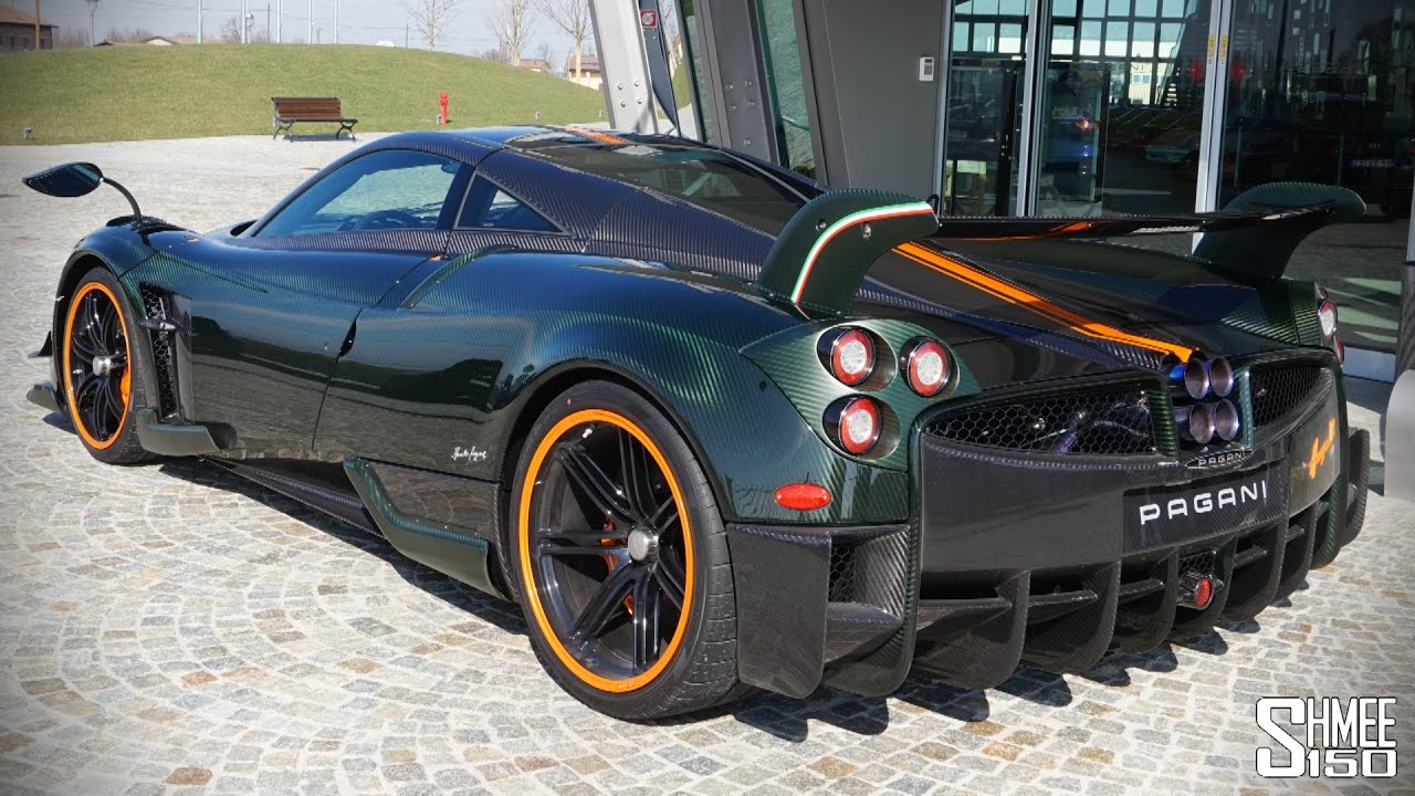 collecting my friend 39 s new pagani huayra bc youtube. Black Bedroom Furniture Sets. Home Design Ideas