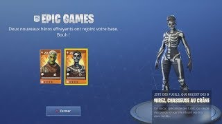HALLOWEEN on SAUVER THE WORLD 🎃 FORTNITE #CAUCHEMARS2018