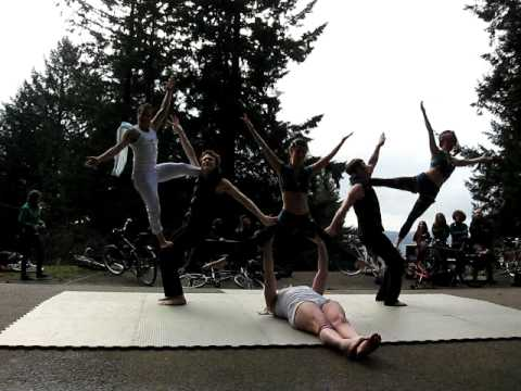Comes Love at Mt Tabor Park