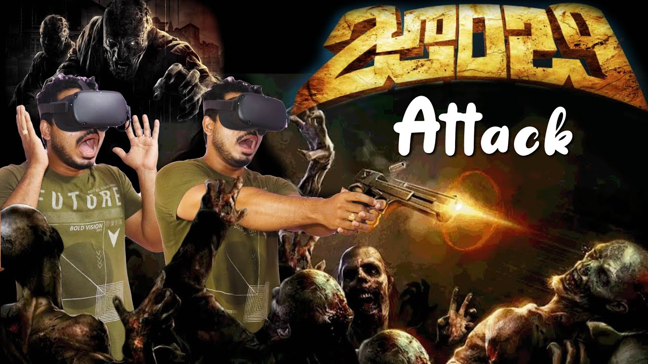 zombie shooting game Telugu by Krish health and Fitness
