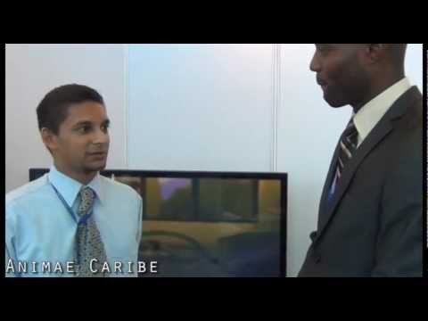 Interviews with Exhibitors at the Trinidad and Tobago Business and Innovation ICT Symposium