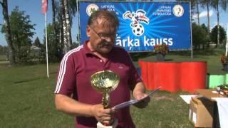 """2012.06.10. """"JFC Skonto"""" dosies uz """"Ghotia Cup"""" sacensībām Zviedrijā"""