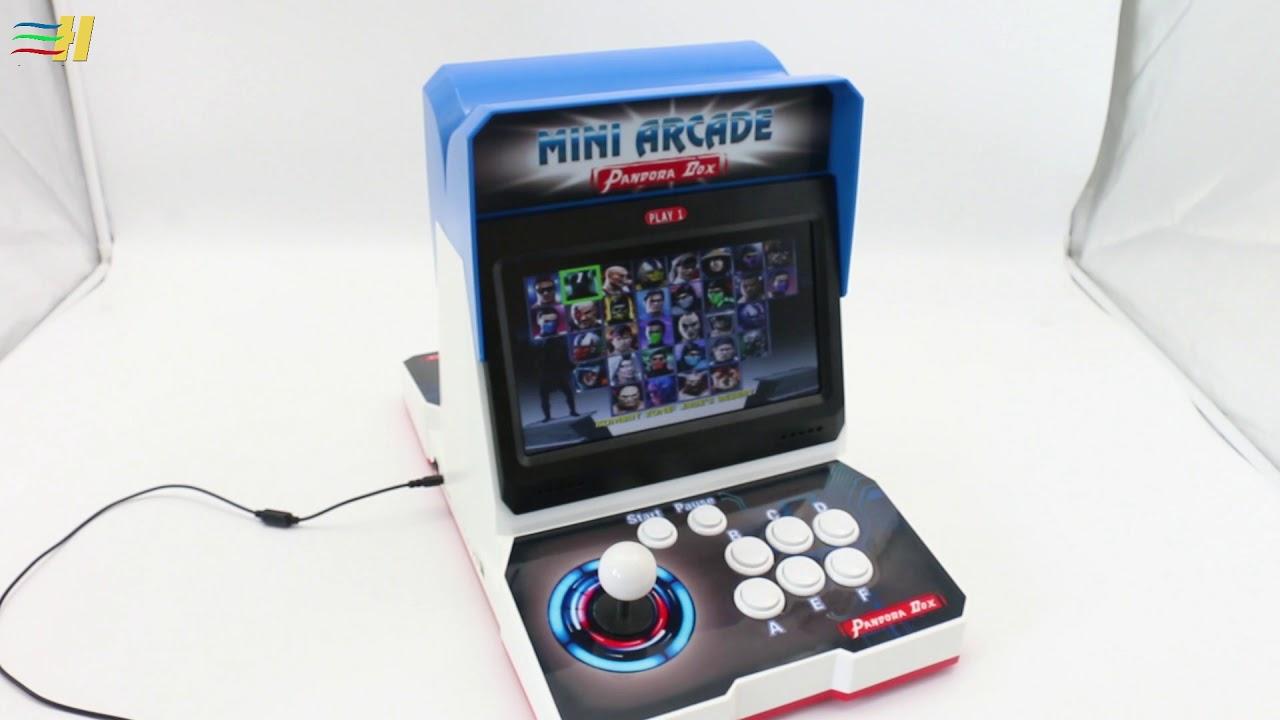 Pandoras Box Player