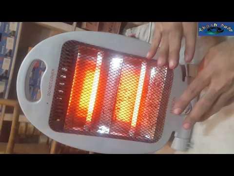 How To Repair Quartz Heater Element Replacement