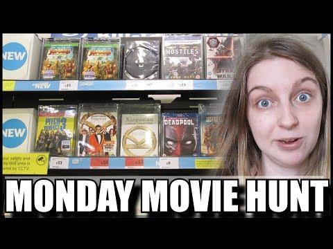 MONDAY MOVIE HUNTING : May Bank Holiday!!
