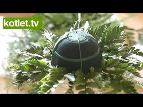 Kwiatowa Kompozycja W Szklance - Inspiracje KOTLET.TV
