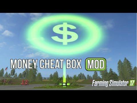 Money Cheat Box | Farming Simulator17 | Xbox One/PS4