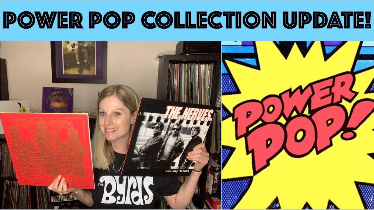 Power Pop Vinyl Collection Update!  (XTC, Sloan, Bram Tchaikovsky, ETC.)!