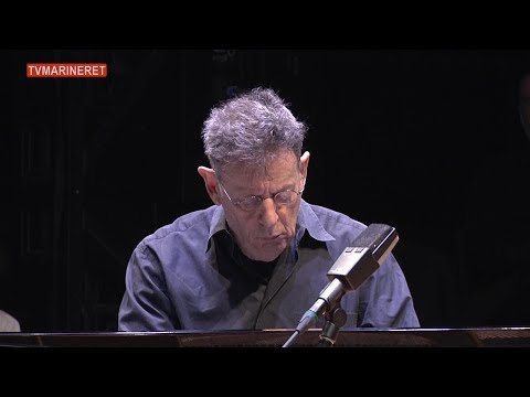 In Conversation With Philip Glass