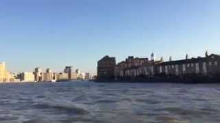Spatial Dimensions 3rd Birthday: RIB Boat trip down the Thames