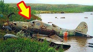 II. Dünya Savaşında Kaybolup Günümüzde Bulunan En inanılmaz 5 Şey