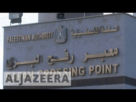 Hamas hands over Gaza border crossings to Palestinian Authority