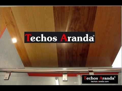 Cielorrasos de madera estructura madera para cielorraso for Cielorrasos de casas