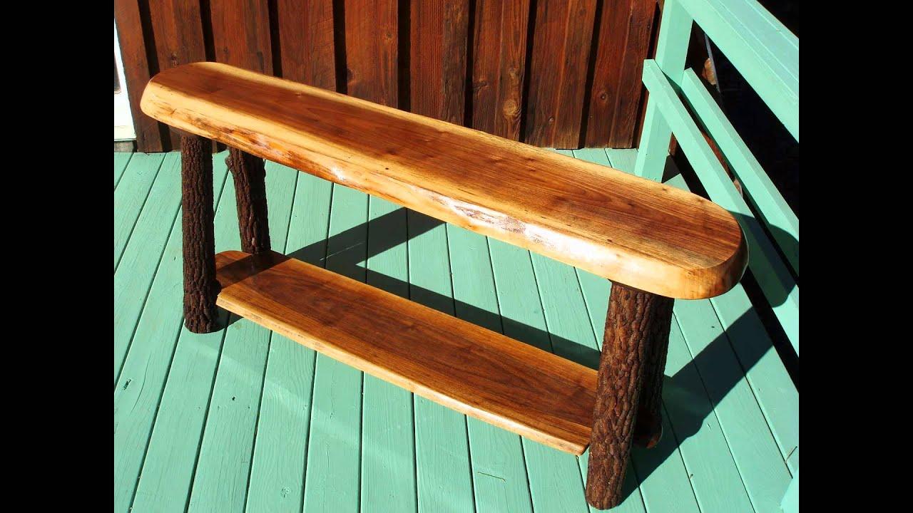 Log Furniture Blue Ridge