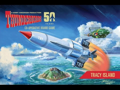 Dad vs Daughter - The Thunderbirds: Tracy Island Expansion