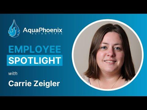 Employee Spotlight: Carrie Zeigler