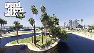 실제로도 존재하는 GTA5 속 LA 관광명소 투어 2부