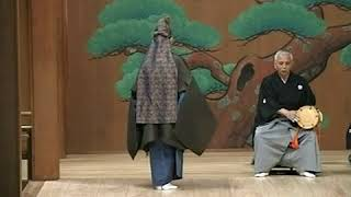 "能 敦盛 Nō: Atsumori (Full Japanese Noh play ""Atsumori"")"