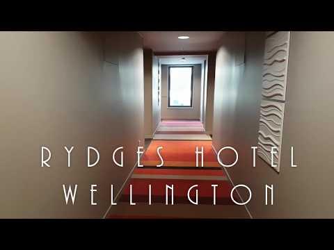 Rydges Hotel - Wellington, New Zealand
