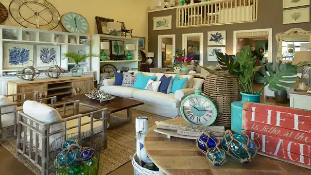 Beach House - Furnishings & Decor - Maui, Hawaii - YouTube