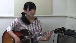 ヤギ ミユキ  -  Songbirdを歌ってアコギで弾いてみた。