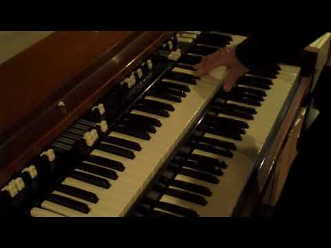 "Benmont Tench - The ""Refugee"" Organ"