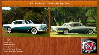 Classic Cars Collection: Buick 1956-1960