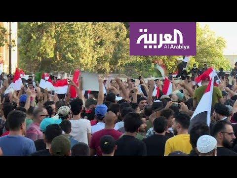 احتجاجات العراق: كلام الصدر وشروط المتظاهرين  - 10:21-2018 / 7 / 24