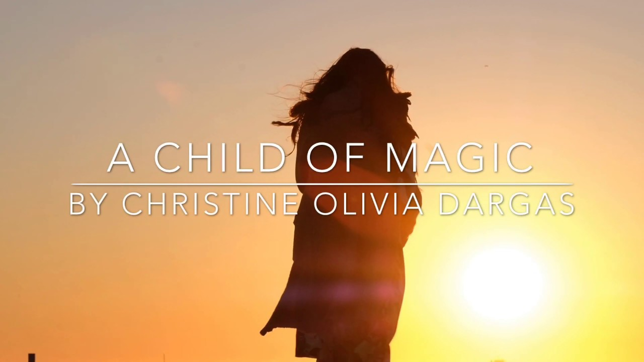 A Child of Magic by Christine Olivia Book Trailer