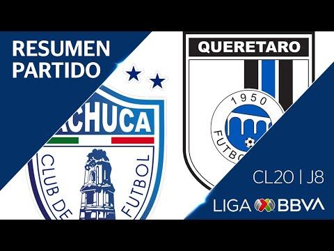 Pachuca G.B. Queretaro Goals And Highlights