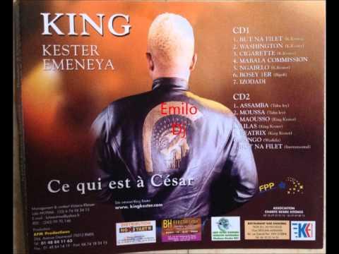 EmiloDj (Intégtralité) King Kester Emeneya - Rendre à Cesar Vol 1 2002 HQ