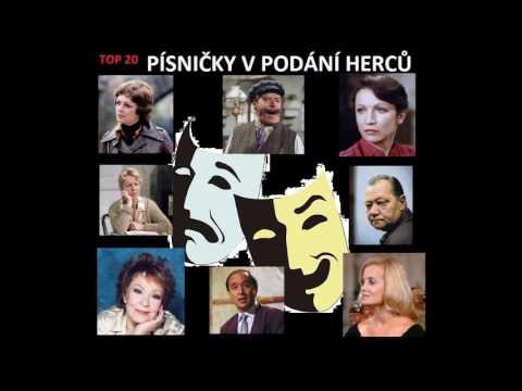 TOP 20: Písničky v podání čs.herců