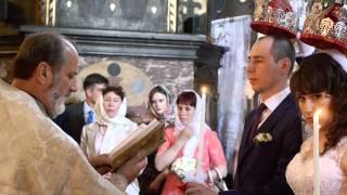 Венчание во Владимирском соборе Киева(, 2015-05-12T20:42:33.000Z)