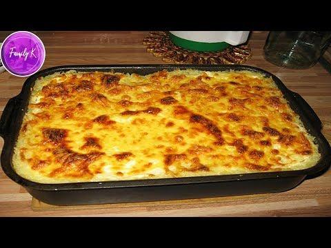 Картофельная запеканка с фаршем  Вкуснейшая Рецепт картофельной запеканки на канале Family K